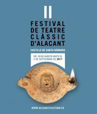 II FESTIVAL DE TEATRO CLÁSICO DE ALICANTE