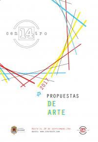 cartel propuestas arte 2017