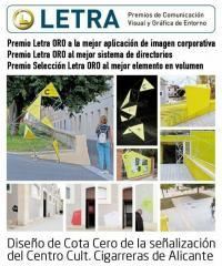 Premios Letra Las Cigarreras