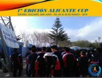 Alicante CUP 2018