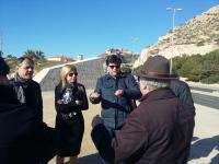 Visita Corredor Litoral de Alicante