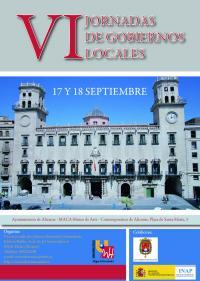 VI Jornadas de Gobiernos Locales