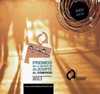 Premios de la ciudad de Alicante al comercio 2017