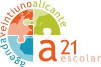 Logotipo Agenda 21 escolar