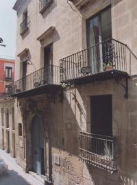 Fachada calle Labradores