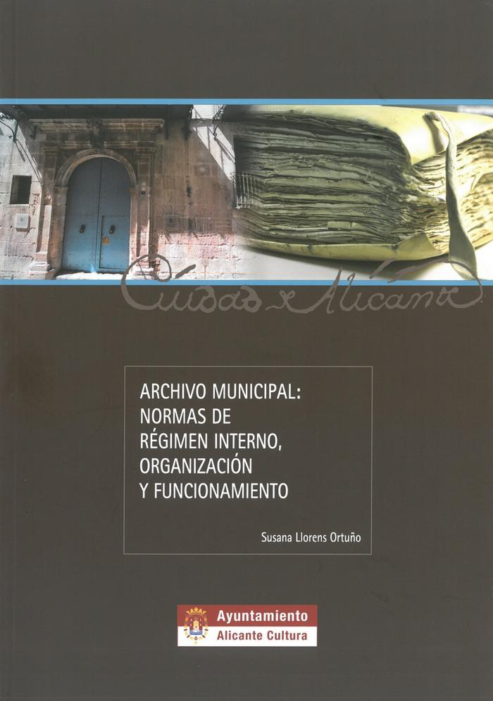Normas Archivo Municipal