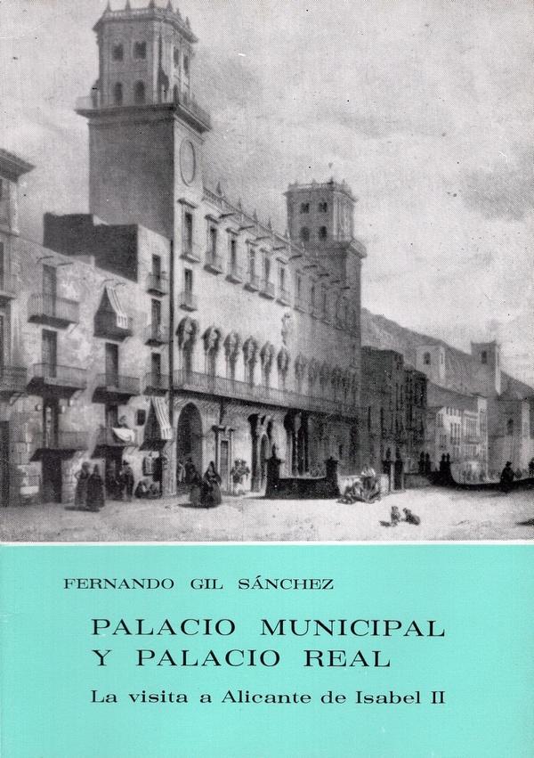 Palacio Municipal y Palacio Real