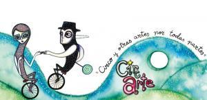 Cartel 8º festival de circo contemporáneo Ciracarte.