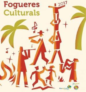Iniciativa del programa Fogueres Culturals