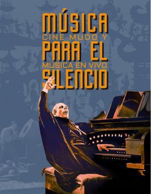Cartel de música para el silencio