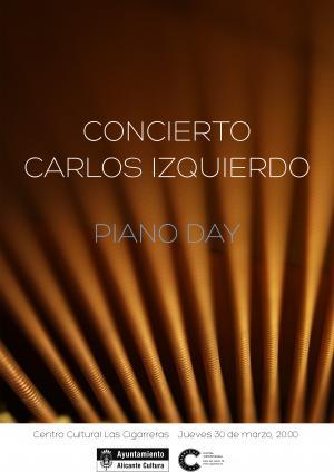 Piano Day en las Cigarreras