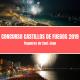 Concurso de castillos artificiales