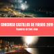 Concurso Castillos de Fuegos Artificiales Fogueres de Sant Joan 2019