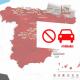 Incidencias tráfico y transporte Vuelta Ciclista a España