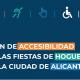 Hogueras accesibles