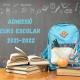 Cartell informatiu calendari d'admissió curs escolar 2021-2022