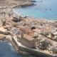 Imagen aérea de la Isla de Tabarca