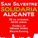 Cartel San Silvestre